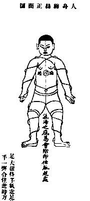 Chen Taijiquan Spirals