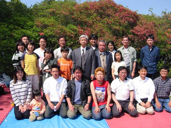 Hasegawa Dojo at the Iwama Taisai