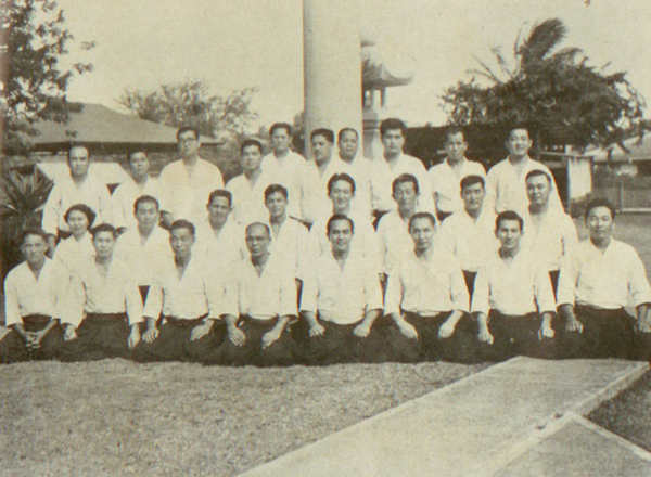 Aikido Hawaii Instructors