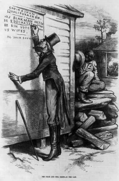 Literacy laws and Jim Crow