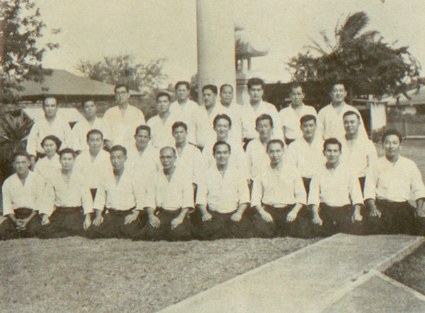 Hawaii Aikido Instructors