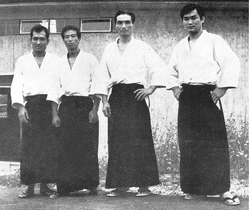 Hiroshi Tada in 1972