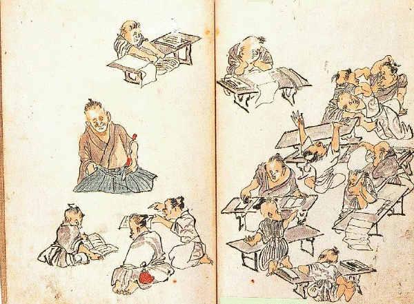 寺子屋教育