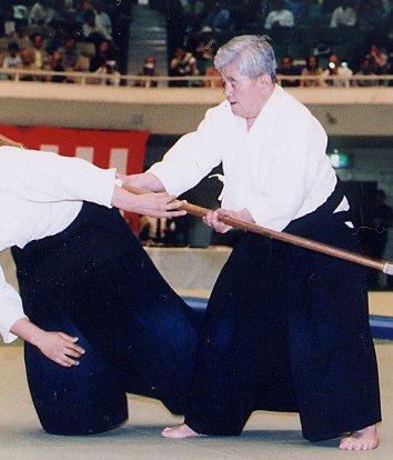 Ikuo Iimura Sensei
