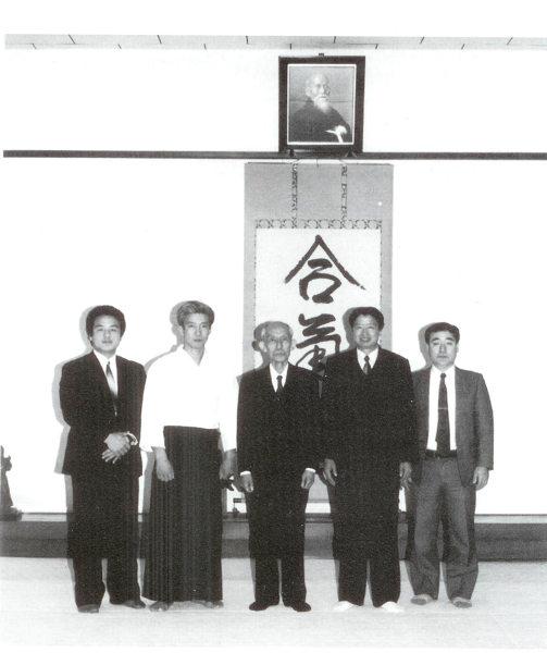 菅原鉄孝、道主・合気会本部