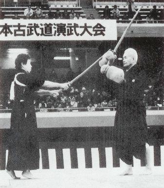 北辰一刀流剣術