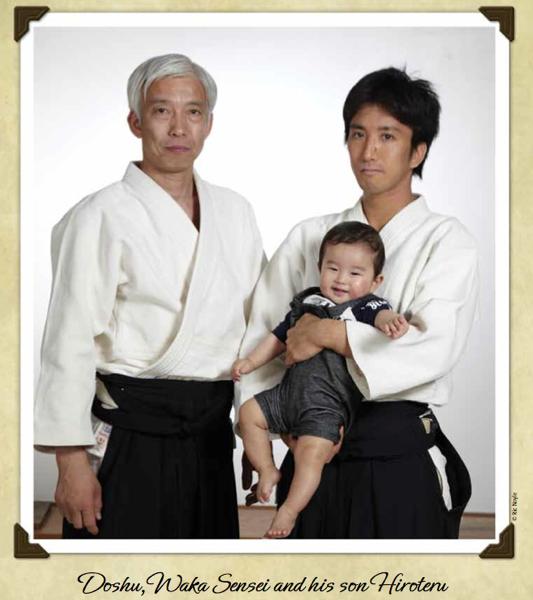 Ueshiba Family