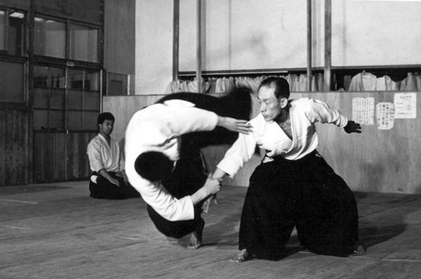 Kisshomaru Ueshiba 1957