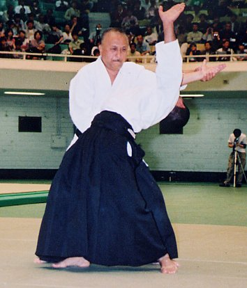 Masatake Fuijta, All Japan Aikido Demonstration