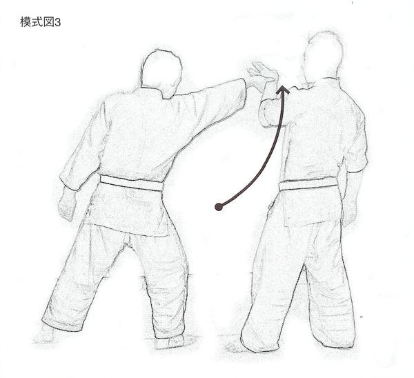 Aiki-nage Figure 3