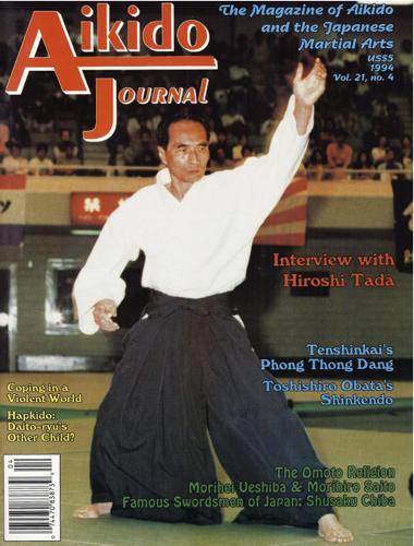 Aikido Shihan Hiroshi Tada: The Budo Body, Part 8