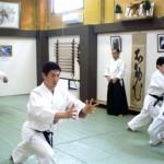Inside Tsuneo Ando's Yoshinkan Ryu Aikido Dojo