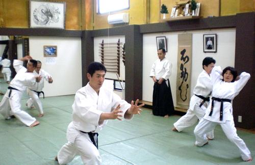 Yoshinkan Ryu Aikido
