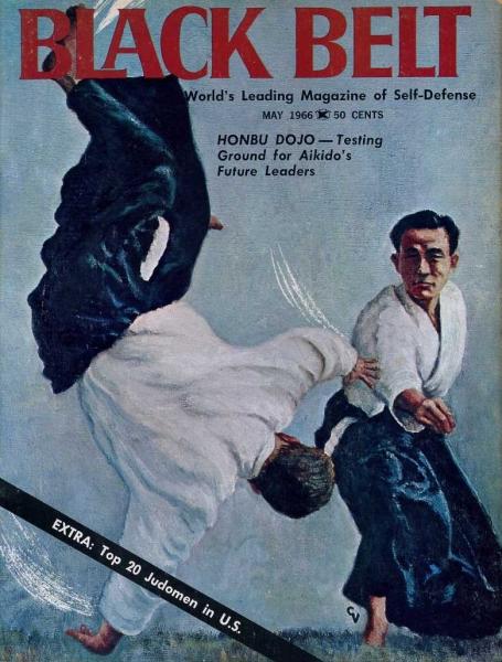 Black Belt magazine, May 1966