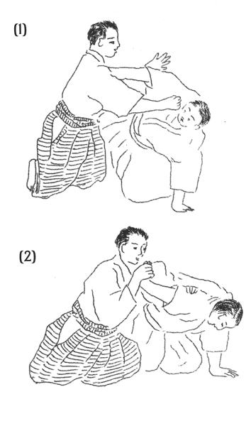 Budo Renshu - post-war version