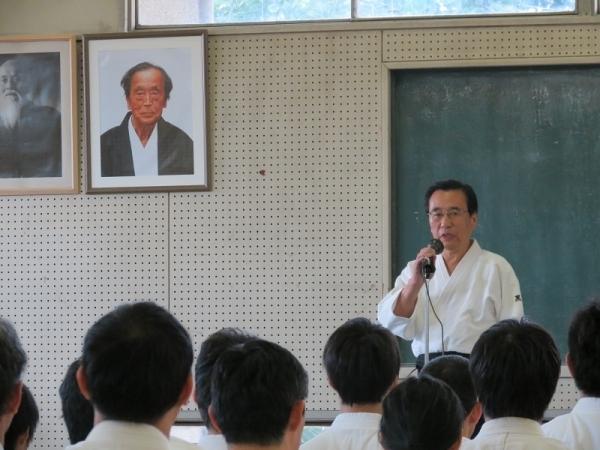 Eiichi Kuroiwa - Aikido Lecture