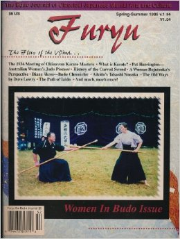Furyu the Budo Journal 4