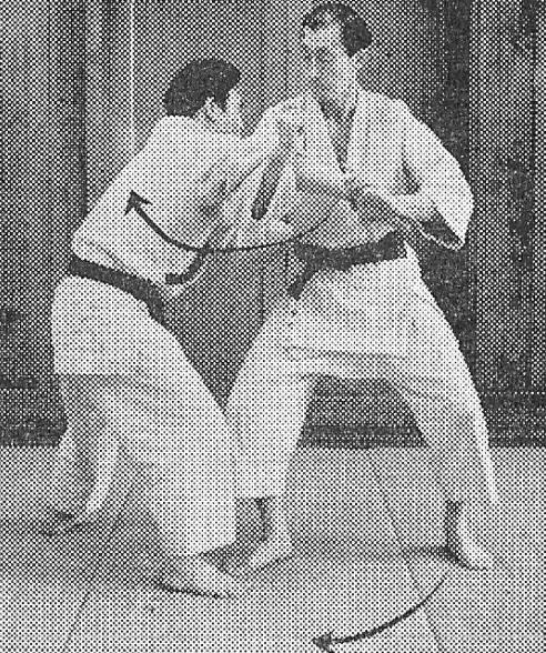 Kenji Tomiki - Goshin Jutsu no Kata