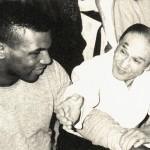 Gozo Shioda and Mike Tyson