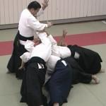 Hakaru Mori of the Daito-ryu Takumakai