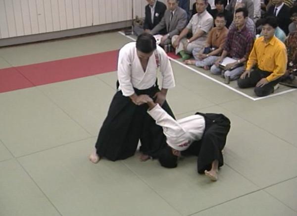 Hakaru Mori on Kakete and Aiki no Jutsu