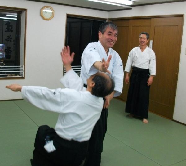 Aikido Hakutaikan - Katsuhiko Tatsumi