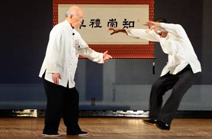 Hidemine Jibiki Demonstration