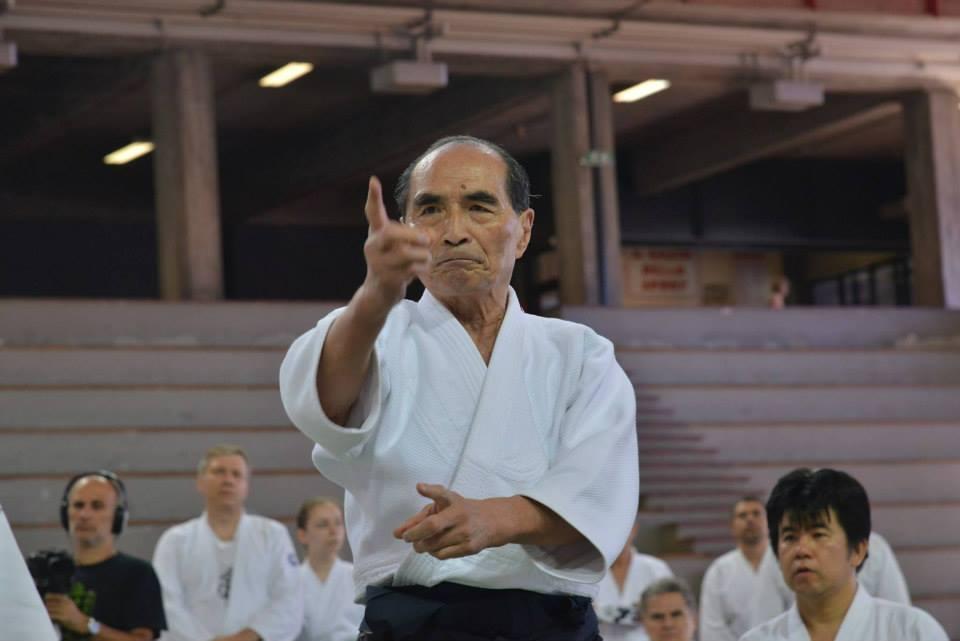 Hiroshi Tada in 2014