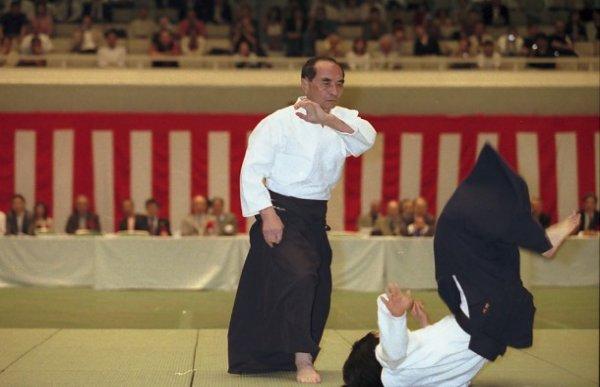 Aikido Shihan Hiroshi Tada: The Budo Body, Part 5