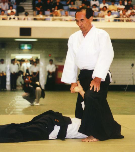 Aikido Shihan Hiroshi Tada – the Yachimata Lecture, Part 1