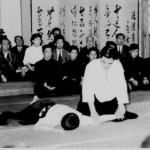 Hiroshi Tada at Ueshiba Dojo