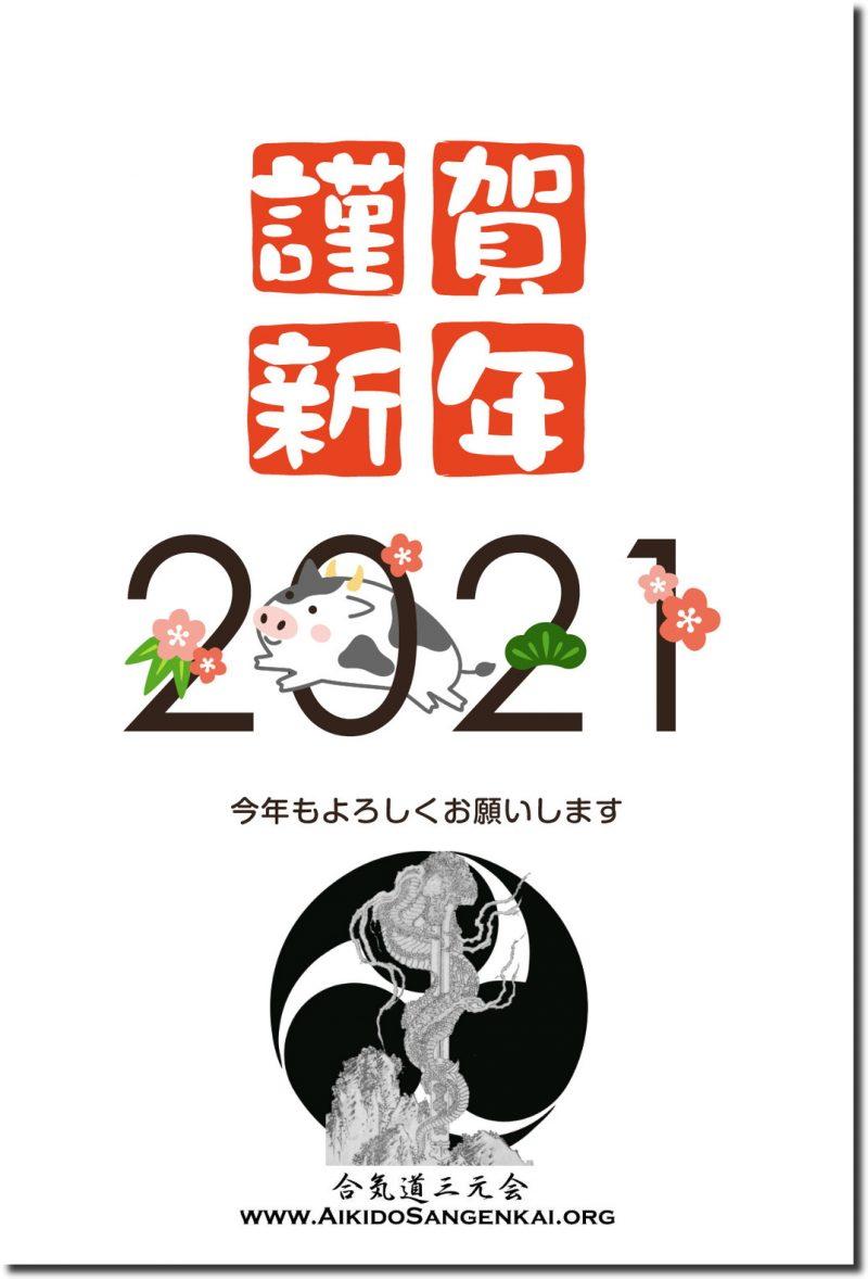Aikido Sangenkai Nengajo 2021