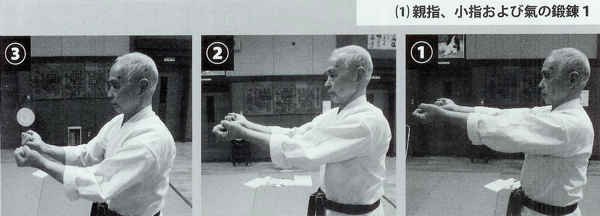 Tokimune Takeda's Ki Training Method 1