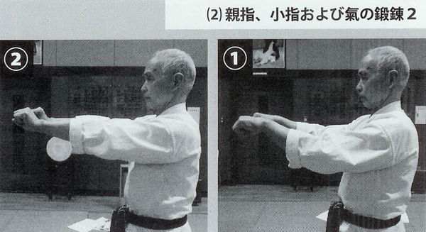 Tokimune Takeda's Ki Training Method 2