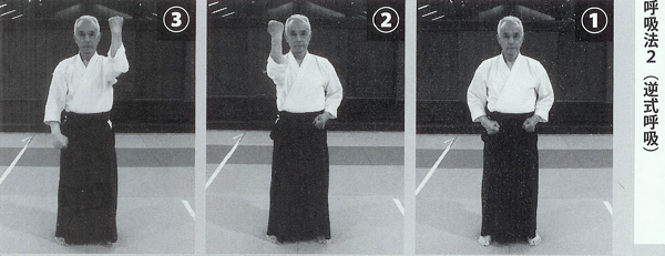 Tokimune Takeda's Kokyu-ho Method 2