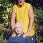 Steven Seagal and Hiroshi Isoyama