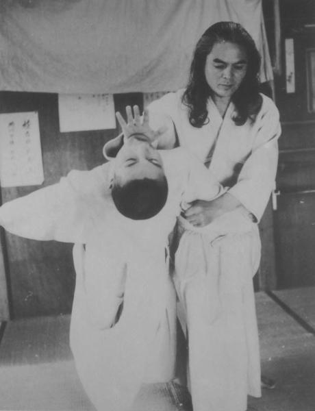 Kanemoto Sunadomari - Aikido Densho