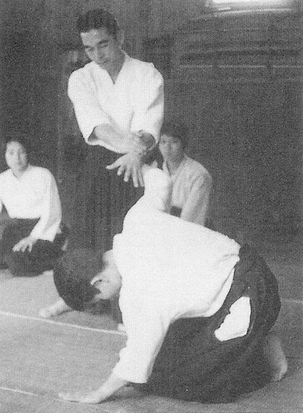 Kanshu Sunadomari in 1968