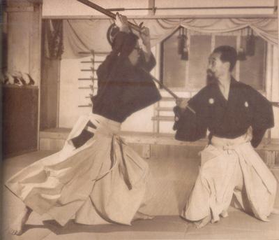 Katori Shinto-ryu Kodachi