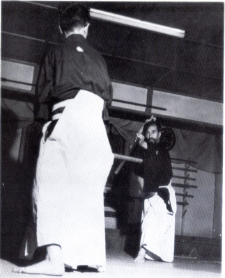 Katori Shinto-ryu Training