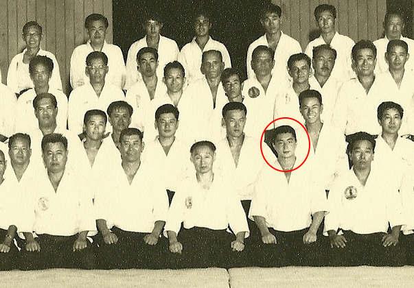 Yoshimitsu Yamada in Kauai, 1966