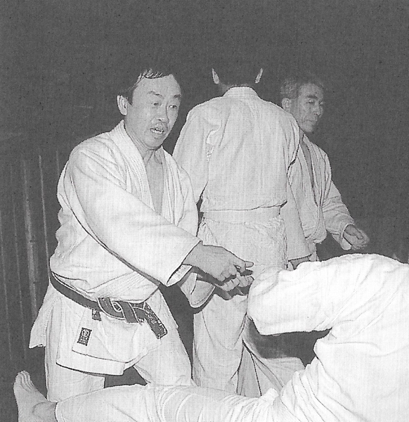 Tatsuo Kimura Sensei Instructing