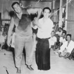 Koichi Tohei in Hawaii, 1953