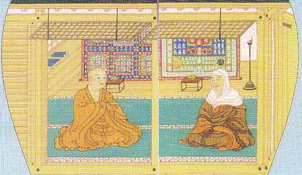 Kukai and Saicho