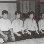 Kuroiwa at Aikikai Hombu