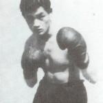 Yoshio Kuroiwa, boxer