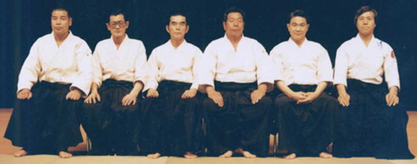 First Aikido Friendship Demonstration