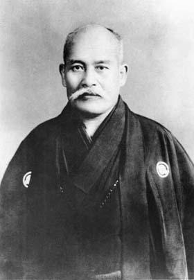 Morihei Ueshiba in 1938