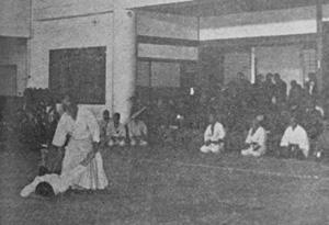 Morihei Ueshiba Shinbuden 1942
