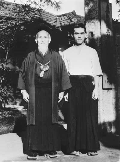 Interview with Aikido Shihan Kanshu Sunadomari – Part 1